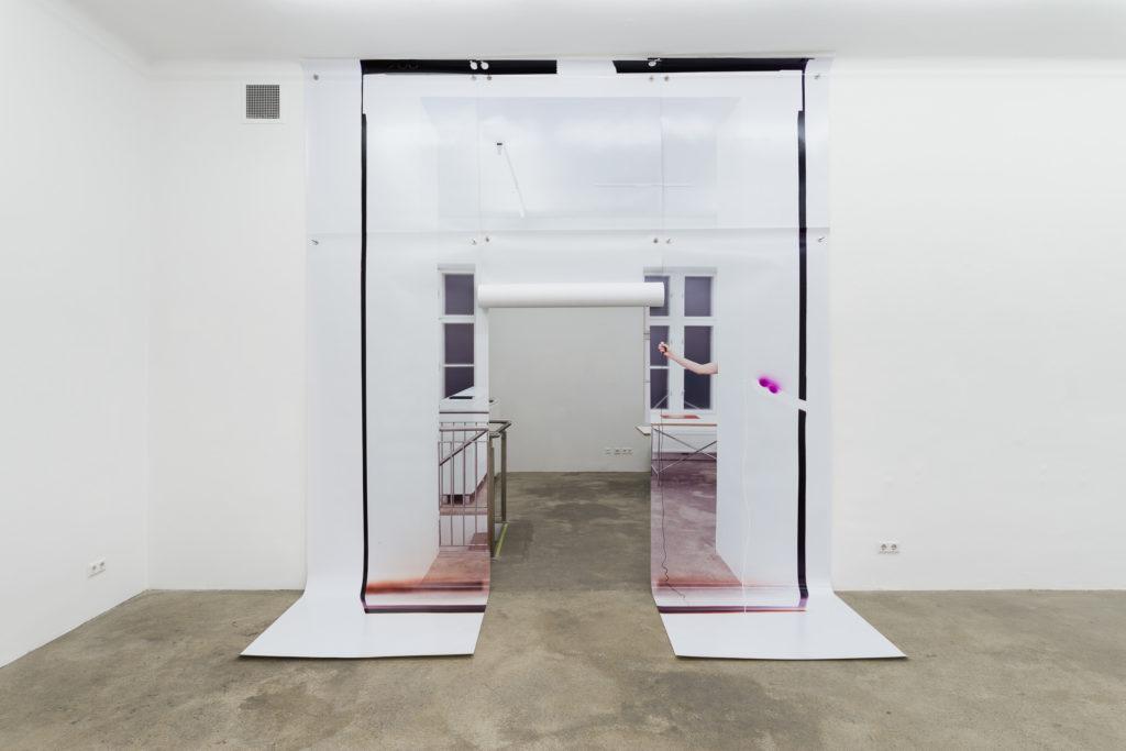 Sophie Thun, Passage left, 2018, Sophie Tappeiner