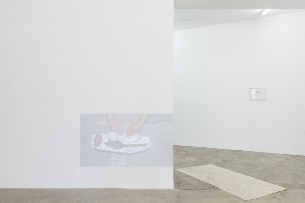 The Share of Opulence; Doubled; Fractional, Installation View, curated by_2018 Viennaline, curated by Cédric Fauq, Sophie Tappeiner, 2018. Courtesy of Sophie Tappeiner and the artists. Copyright: www.kunst-dokumentation.com